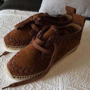 See by Chloe platform sneakers